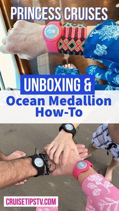Princess Cruises, Cruise Tips, Ocean, How To Plan, Watch, Clock, Bracelet Watch, The Ocean, Clocks