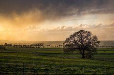 Wenn man es genauer betrachtet war das Osterfeuer eher Nebensache. Dank der diversen Rauchschwaden aus dem umliegenden Dörfern und dem prachtvollen Sonnenuntergang konnte man herrliche Landschaften fotografieren.  #hildesheim #landscape #sunset #olympuscamera #nature #lowersaxony #horizon #olympusomd #clouds