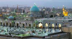 Imam Reza Shrine - Mashhad - Iran by Oliviero Masseroli