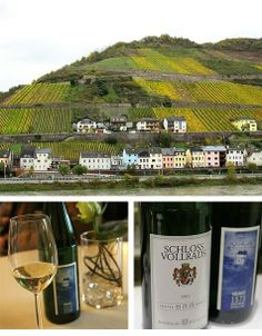 Wasabi Prime: FoodTrek: Wine and Dine on the River Rhine