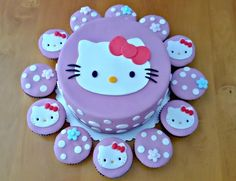 Hello Kitty cake by Love for Sweets