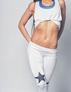 Stay Beautiful with LRT—20 minutes to fab abs!