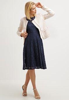 Dorothy Perkins - Vestido informal - navy blue