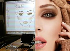 Make Up For Ever video makeup lessons