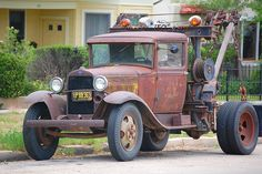 '31 Ford Tow Truck