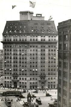 Hotel Ponchartrain - Old photos — Historic Detroit