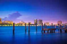Beautiful Smooth Colors in West Palm Beach.   Photo courtesy of Kim Seng | CaptainKimo.com