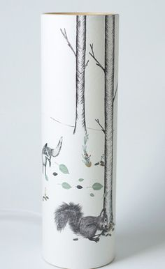 Woodland Medium Table Lamp
