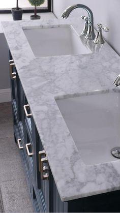 Minimalist Bathroom, Bath Vanities, Bathroom Interior Design, Luxury Real Estate, Restoration Hardware, Hgtv, Home Renovation, Master Bathroom, Luxury Homes