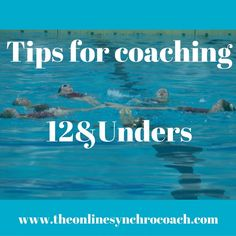 3 Tips For Coaching Figures – The Online Synchro Coach Personal Trainer App, Synchronized Swimming, Maserati, Trainers, Coaching, Homeschool, Weight Loss, Workout, Tips