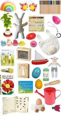 A Lovely Lark: 25+ Sweet (but Sugar-Free) Easter Gifts for Kids
