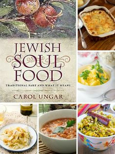 Jewish Soul Food Cookbook,