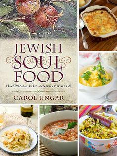 Jewish Soul Food Cookbook,
