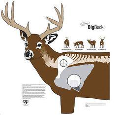 Hoppe's Full Size Deer Target
