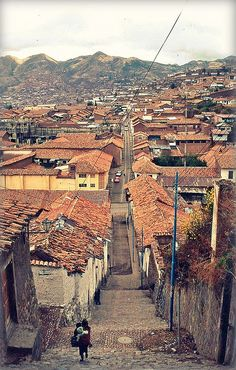 Cusco, Peru -one of my fave cities!