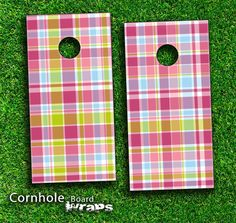 cornhole boards designs | ... Pattern Skin-set for a pair of Cornhole Boards | Design Skinz, INC