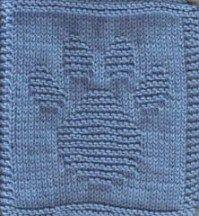Paw Print Cloth — craftbits.com