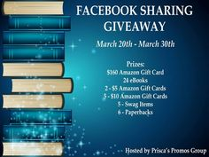 Facebook Sharing Giveaway (2)