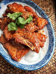 京都排骨 Jin Du Pai Gu (Pork Ribs)