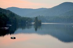 Echo Lake in Tyson   34 Reasons Vermont Is The Most Beautiful Place In The World