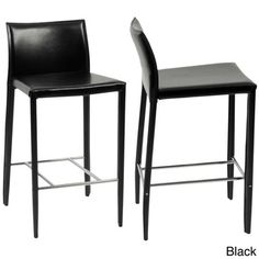 Venue Design Bar Stools (Set of 2) | Overstock™ Shopping - Great Deals on Bar Stools   IN WHITE