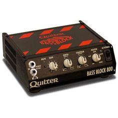 Quilter Labs Bass Block 800 800-Watt Compact Bass Amplifier Head *** Click image for more details.
