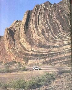 İlginç jeoloji
