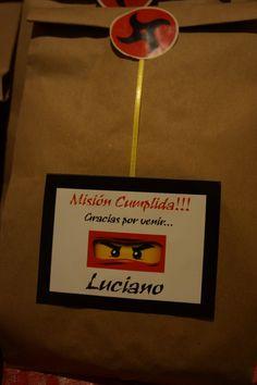 Fiesta ninjago