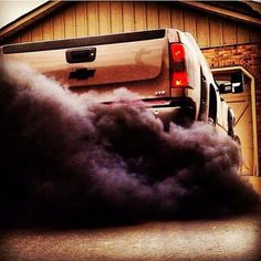 rollin coal - repined by http://www.motorcyclehouse.com/