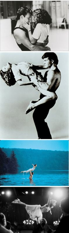 Patrick Swayze, my first love! Dirty Dancing....Awe!