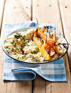 Geroosterde-groente-risotto | SARIE