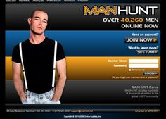 Is Manhunt The Gay Dating Site You Want To Sign Up For Manhunt Gay