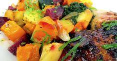 Pork, Meat, Chicken, Ethnic Recipes, Kale Stir Fry, Pork Chops, Cubs