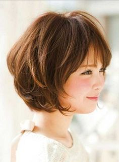 Layered Hairstyles : 15 Short Layered Hairstyles for Thick Hair ...