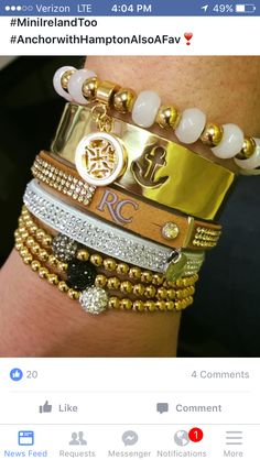 I need this anchor!!!  Rustic cuff spring 2016