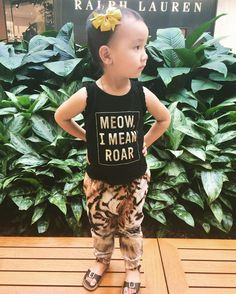 """69 Likes, 17 Comments - The Milk Camp (@themilkcamp) on Instagram: """"We love getting images from our happy customers! This little Tiger's 🐯outfit is geeerrific 👌🏼[find…"""""""