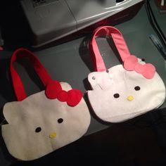 Carteiras Hello Kitty