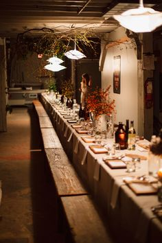 Britney Gill Photography | Kinfolk Dinner | Vintage Rentals by Spruce Collective