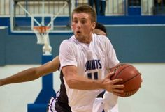 Berlekamp's Season-High 15 Points Leads Saints to a 79-54 Win Over Grove City