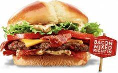 Coupon Bacon Insider Burger BOGO @ Jack In The Box