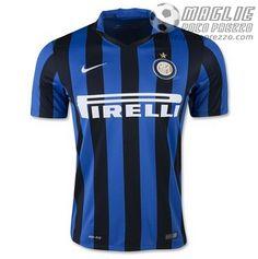 maglie calcio a poco prezzo: Maglia Calcio Inter Milan 2016