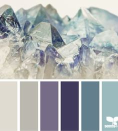 Image result for blue & purple colour schemes