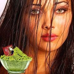 Henna hair dye is a natural colorant for graying hair. Check out henna conditioner packs to add bounce to limp hair. Henna Hair Color, Henna Hair Dyes, Color Your Hair, Dyed Hair, Hair Colour, What Is Henna, How To Make Henna, How To Make Hair, Henna Natural Hair