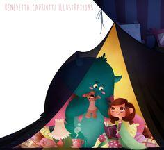 Confira este projeto do @Behance: \u201cMy monster under the bed is special!\u201d https://www.behance.net/gallery/43425353/My-monster-under-the-bed-is-special