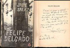 Jaime Saenz - Portada de Felipe Delgado