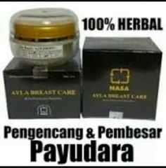 Ayla Breast Care...100% natural herbs. Ayla make your breast strong, big, plump, and solids contain. Save for long term use, made fron finest, natural herbs ingrendient...😊