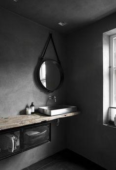 12 idées de meuble lavabo industriel et chic pour la salle de bain | BricoBistro