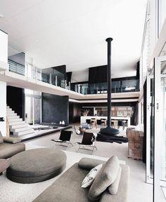 Minimal Interior Design Inspiration – House Decor Tips Interior Design Examples, Interior Design Inspiration, Design Ideas, Interior Ideas, Grey Interior Design, Style Inspiration, Exterior Design, Dream Home Design, Modern House Design