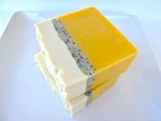 Luxury Artisan Sunshine Delight Soap bar by TreeEssencesNatural, $3.00