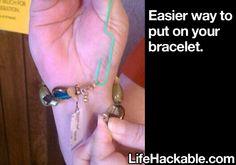 Life Hackable: Bracelets